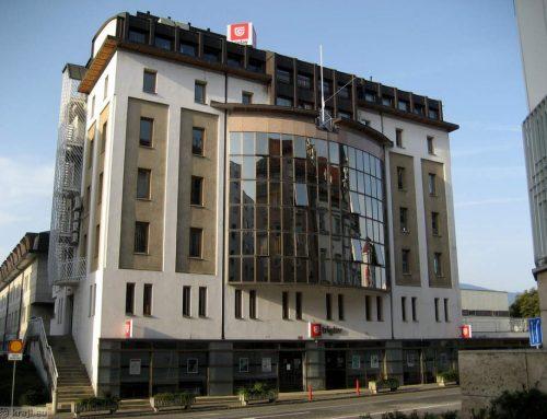 Poslovni objekt na ulici Kneza Koclja